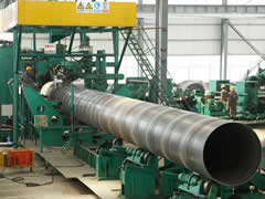 螺旋缝埋弧焊石油管线钢管