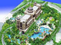 洛阳五星级五洲大酒店