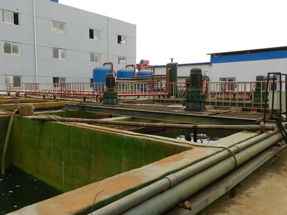 水处理设施